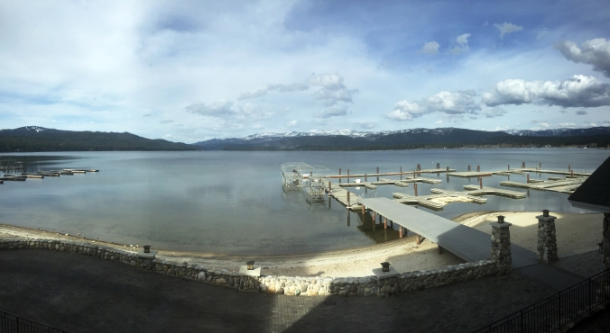 Payette Lake in McCall, ID